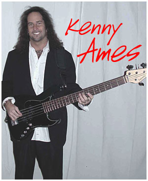 Kenny Ames