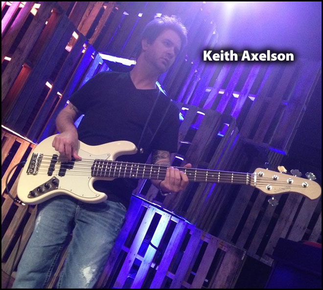 Keith Axelson