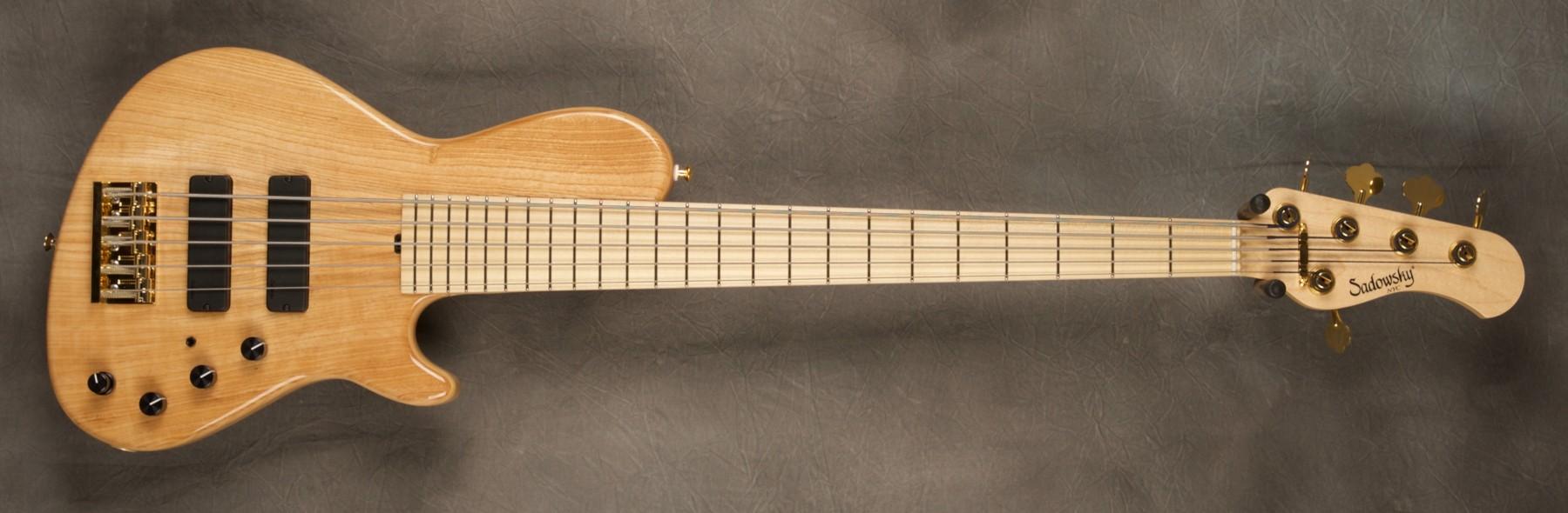 Single Cut - Sadowsky Guitars