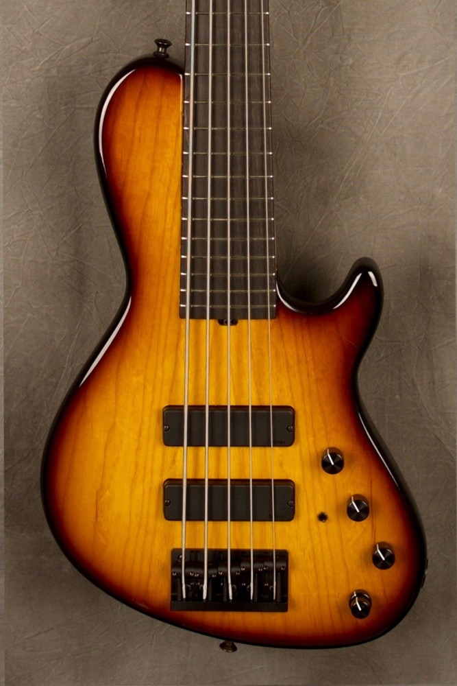 Co-Designed with bassist Chip Shearin, introducing the Singlecut!  starting at $5500