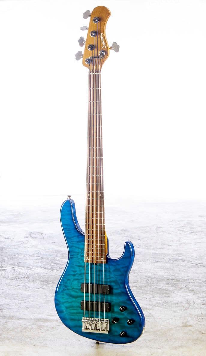 24 Fret Basses Sadowsky Guitars