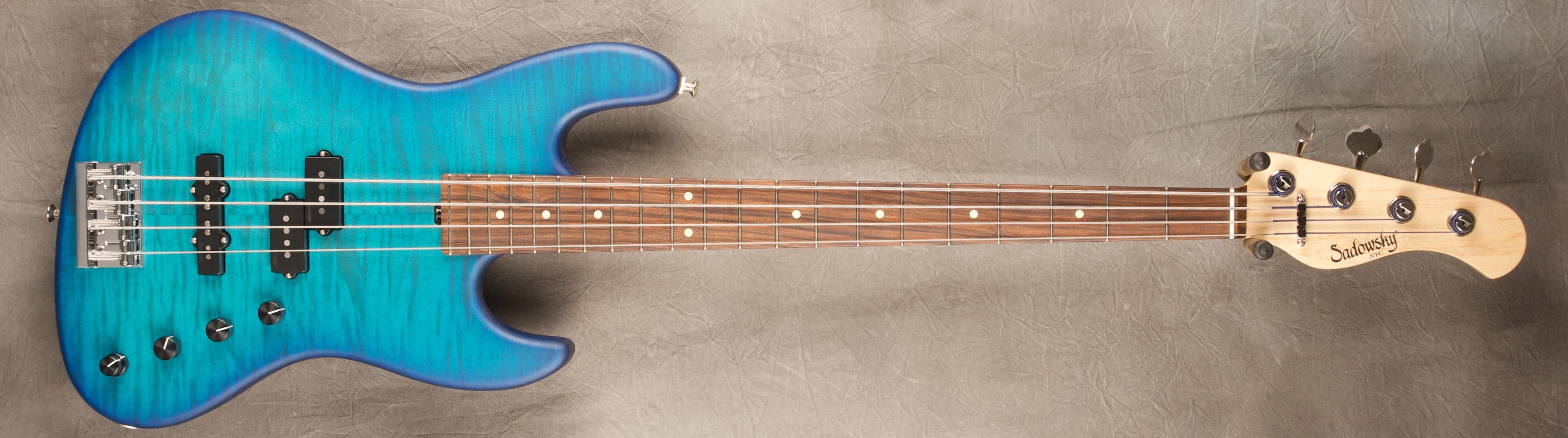 verdine white signature bass sadowsky guitars. Black Bedroom Furniture Sets. Home Design Ideas